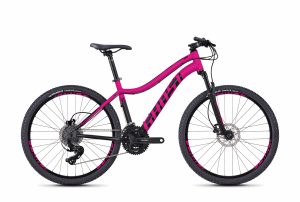 GHOST Lanao 1.6 pink / black 2018