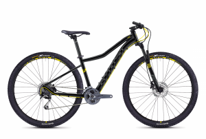 GHOST Lanao 5.9 black / yellow 2018