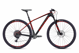GHOST Lector 5.9 LC black / red 2018