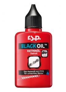 Mazací olej R.S.P. BLACK OIL 50 ml 2017, 50 ml
