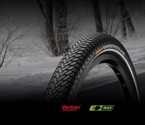 CONTINENTAL - TOURING and CITY Top CONTACT II Winter Premium [Reflex] 28 2018, 42-622