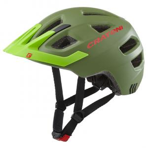 Prilba CRATONI MAXSTER PRO - jungle-green matt 2020, XS-S (46-51cm)