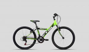 CTM WILLY 1.0 2018 black/reflex green