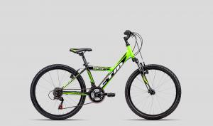 CTM WILLY 2.0 2018 black reflex/green