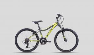 CTM ROCKY 2.0 2018 grey/reflex yellow