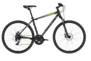 KELLYS Cliff 70 2020 Black Green S (158-173cm)