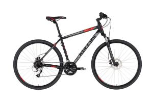 KELLYS Cliff 90 2020 Black Red S (158-173cm)