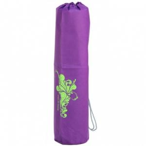 Joga taška Bodhi EASY Bag purple / FLOWER green