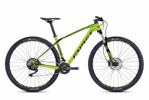 Ghost LECTOR 2.9 LC 2018 green/black