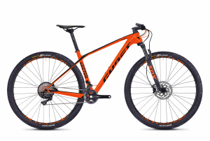 Ghost LECTOR 4.9 LC 2018 orange/black
