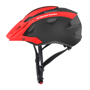 Prilba Cratoni ALLRIDE | 2019, UNI red-black matt / 53-59cm