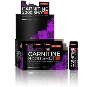 Nutrend CARNITINE 3000 Shot 60ml pomaranč