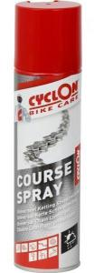 Mazací olej s PTFE Cyclon Bike Care COURSE SPRAY 250ml