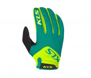 Rukavice KLS Range green