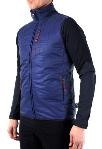 Vesta Silvini TICINO MJ1104 navy/orange