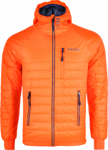 Pánska bunda Silvini RUTOR MJ1142 orange navy
