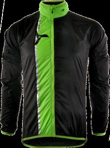 f68ca91a05 Pánska cyklistická vetrovka Silvini GELA MJ801 black green