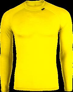 86682ea42b26 Funkčné pánske tričko Silvini Lana MT565 yellow