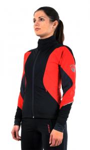 Dámska softshellová bunda Silvini SERRONE WJ1102 red 6967ffff14e