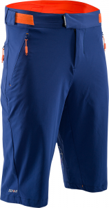 Nohavice Silvini Talfer MP1421 navy/orange