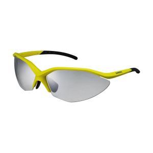 SHIMANO Okuliare S52R matné žlto čierne fotochromatické šedé žlté f0a10e8abda