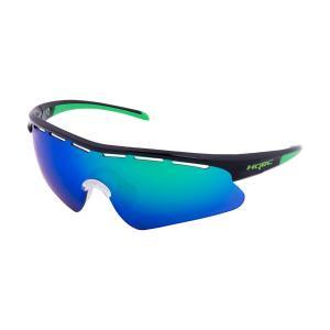 b91093b84d60 HQBC Okuliare ROQ M čierna zelená