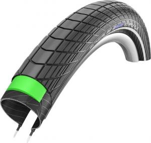SCHWALBE Plášť BIG APPLE PLUS 28x2.00 (50-622) 67TPI 1100g reflex
