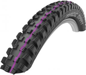 SCHWALBE Plášť MAGIC MARY 29x2.35 (60-622) 2x67TPI 1350g DH U-soft
