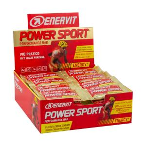 ENERVIT Tyčinky POWER SPORT citrón 2x30g *28ks