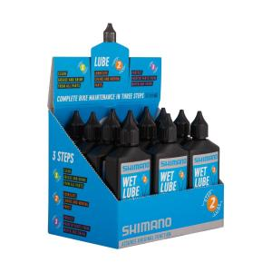 SHIMANO Olej mazací WET Lube 100 ml
