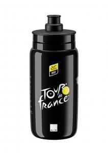 ELITE Fľaša Fly  Tour De France 2020 Map čierna 550 ml