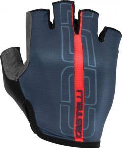 5750d13f943c3 Letné cyklo rukavice, Castelli 17032 TEMPO, 070 – tmavá oceľová modrá