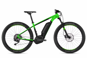 GHOST E-Bikes HYB Teru B2.7+ green / black 2018