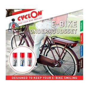 Cyclon Bike Care E-BIKE COLLECTION BOX