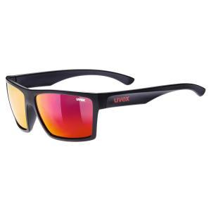 eb3201687 Okuliare UVEX Lgl 29 black mat/mir. red (2213)