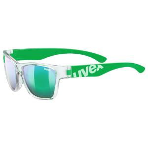 Okuliare UVEX SPORTSTYLE 508 clear green/green mirror (9716)