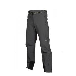 Nohavice Treksport ZIPPER grey XS